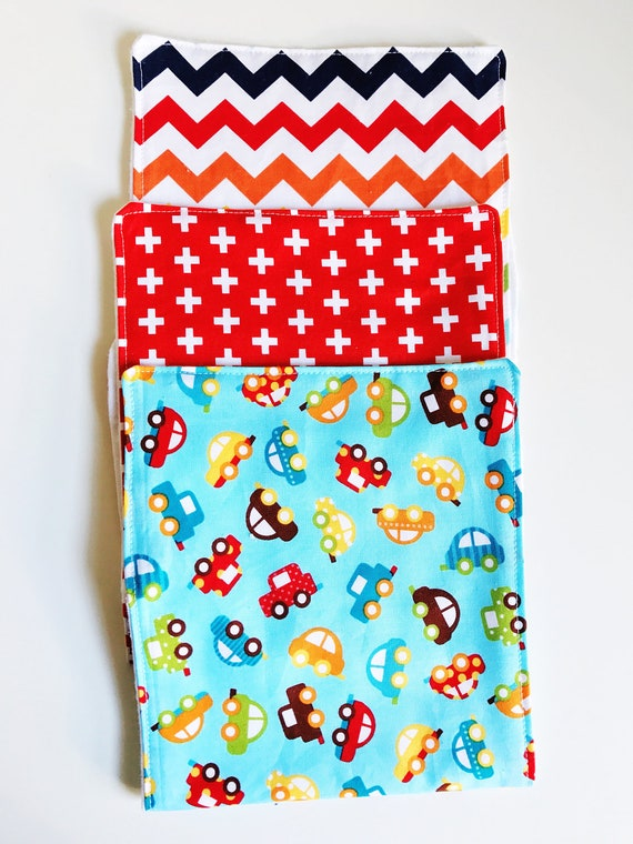 Honk Burp Cloths, Baby Burp Cloth Set, Baby Boy Burp Cloths, Baby Shower Gift, Cotton Burp Cloth, Baby Boy Gift
