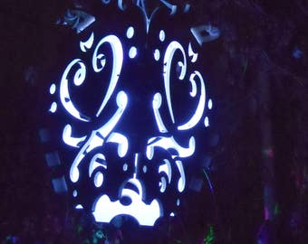 Bass Heart Pirate Lantern