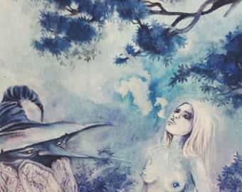 Realm // Fae / Magical / Fantasy Art Print