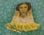 VERY LIMITED Blythe Doll Dress - Princess Leia ( Yellow Ombre )