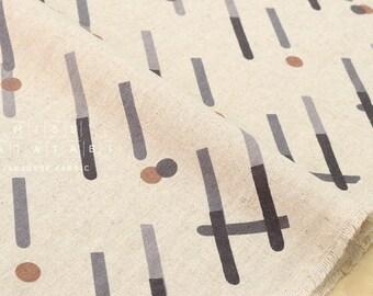 Japanese Fabric Kokka 3 min. - SS5 - grey - 50cm