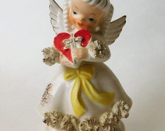 February Angel Collectible Figurine
