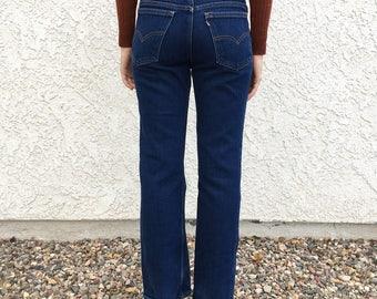 1970's Levis bootcut 517 jeans