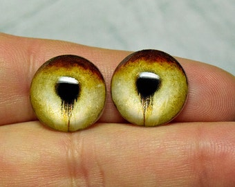 Nautilus irises 16mm SM color Gold