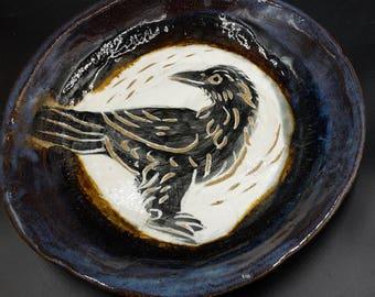 raven deep dish