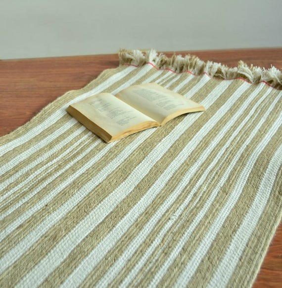 Natural fibre rug, Entryway rug, Jute rug, Handmade rug, Area rug, Rope rug Natural rug, Country house decor, Carpet runner, Handcrafted rug
