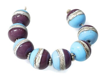 Summer Blues Bead Set SRA SRAJD