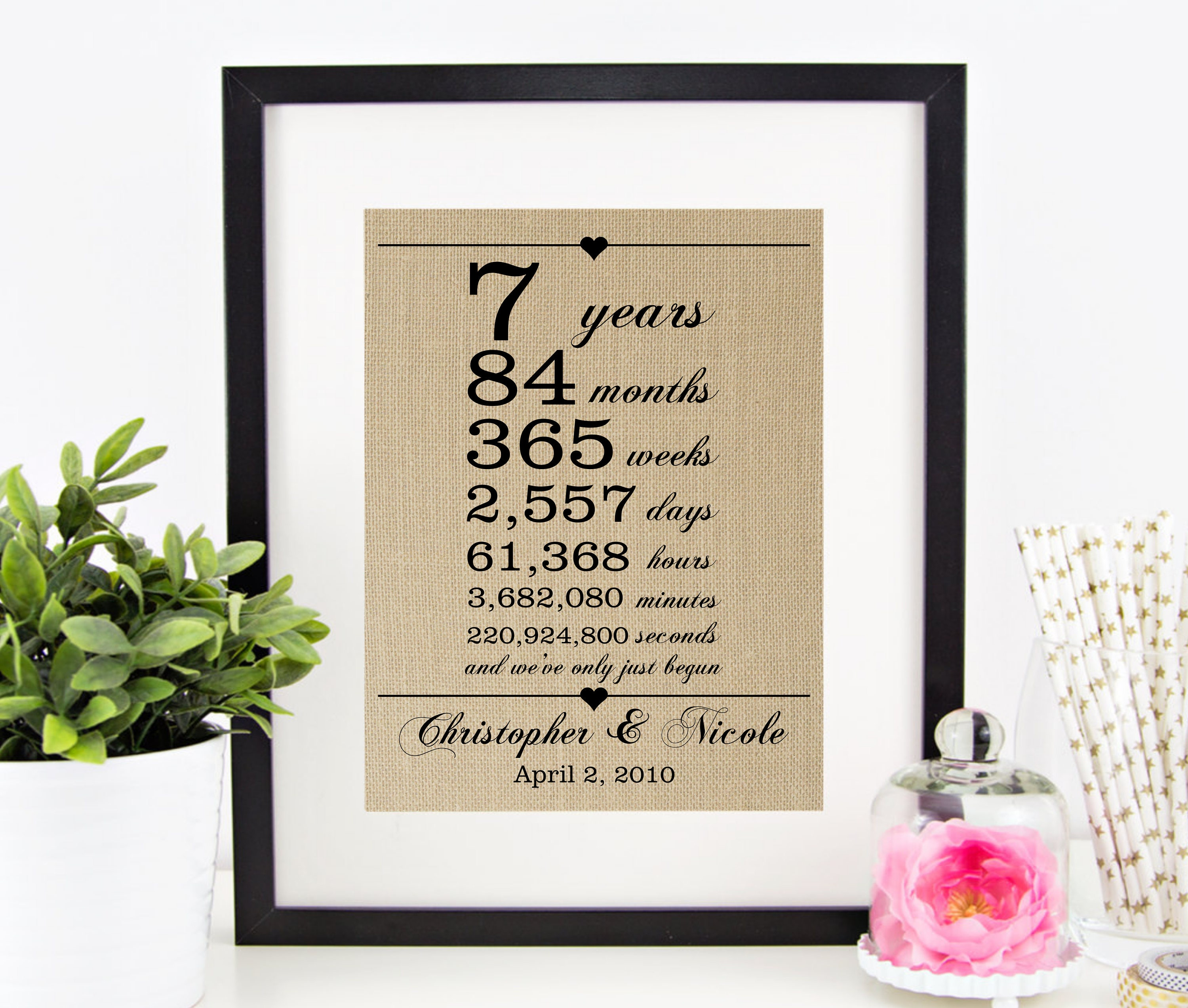 Wedding Gifts For 7 Years : Thick Wedding Planning Checklist Flat How To Plan A Wedding Wedding ...