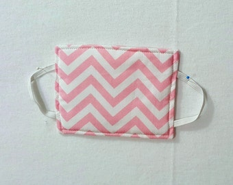 New and Improved Door Husher for Babies Room-Pink Chevrons