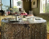 ON SALE TODAY Sequins Tablecloths Shapes Colors Tablecloths Sequins  Square, Rectangle, Round Tablecloth Silver, Gold, Purple, Red Turquoise