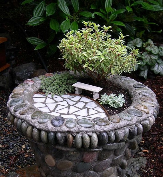 Custom Miniature Garden Kit For Anyone You Pick We Help