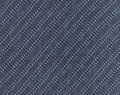 Fabric Sale! Varsity - Blue Print Fabric