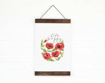 What's Up, Buttercup?- Wall Hanging