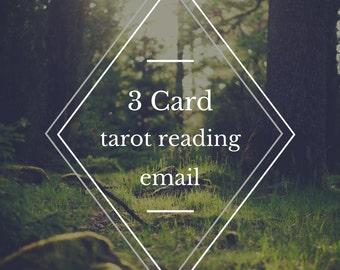Mini Message tarot reading / tarot card reading / birthday tarot / weekly tarot / monthly tarot / new year tarot / tarot predictions