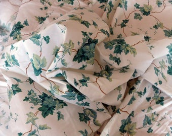Waverly English Ivy Fabric - Cotton - Schumacher -  Two Yards