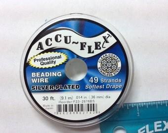 Accuse-Flex Beading Wire
