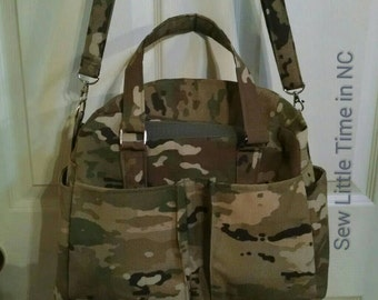 SALE: Use 15Off coupon to get 15% off, U S Army Multicam Diaper Bag