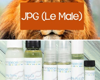 JPG Le Male Cologne, Mens Cologne, Body Spray, Cologne Roll On, Beard Oil, Cologne Sample, Body Oil Spray, You Choose the Product