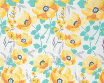 Monarch in Goldenrod - Atrium - Joel Dewberry - 1 YARD Fabric