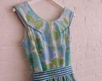 Tea Dress {blue urchin  } size 2