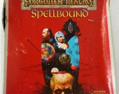 AD&D Forgotten Real Spellbound Campaign Expansion Advanced Dungeons Dragons Boxed Set 1121