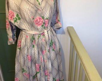 1950s housecoat