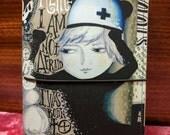 """A6 Hobonichi Cover - """"joan of arc"""""""