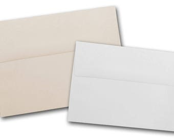 Classic CREST 100%  Recycled A7 Envelopes 50 pack