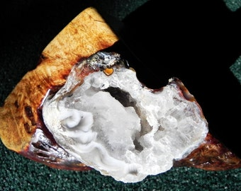 Wood sculpting with Geode