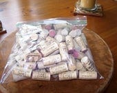 4 - Sets of Used Natural Wine Corks (200 per unit)