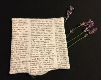 Positive Affirmation Magick Dream Pillows - health - wealth - love - joy - healing - desire - energy - self