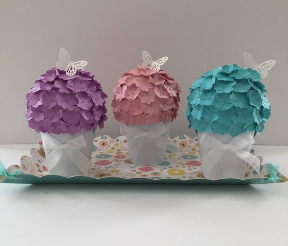 Baby Shower Centerpiece Bridal Shower Centerpiece Butterfly Theme Birthday By IECreations
