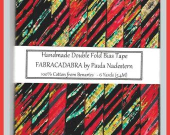 Double Fold Bias Tape  -  Fabracadabra by Paula Nadestern