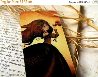 Spring cleaning sale Mabon - Laminated bookmark
