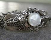 Silver Bracelet Mythology Jewelry Hypnos