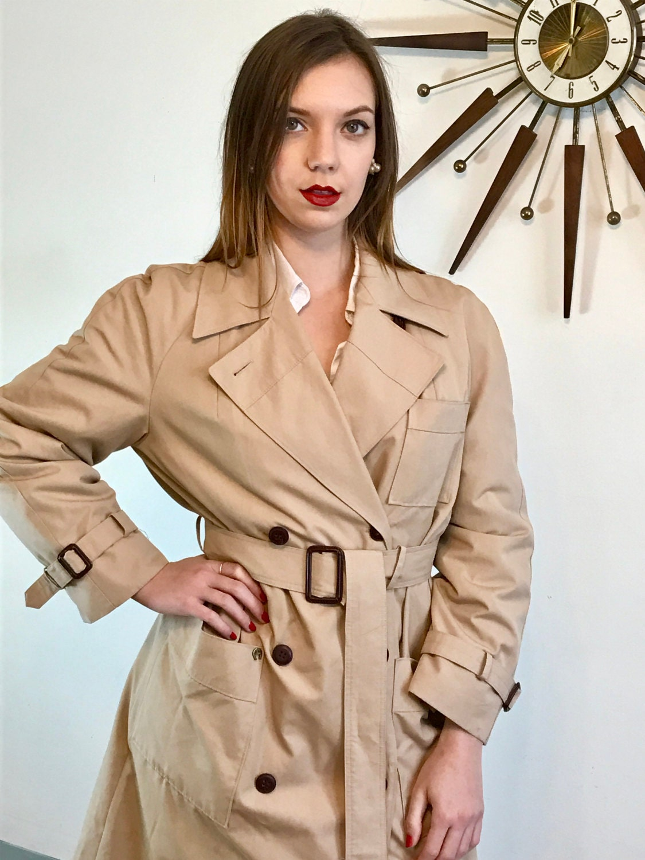 https://www.posiesforluluvintage.com/listing/516564543/vintage-70s-etiene-aigner-trench-coat