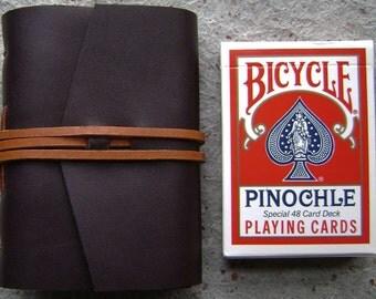 "Pocket journal, pocket diary, 3""x 4"" journal, handmade leather journal, pocket sketchbook, travel diary, (2316)"