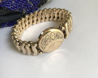 Vintage Carmen Sweetheart bracelet