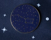 Perfectly Imperfect Constellation Enamel Lapel Pin