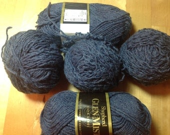 New Zealand sport weight yarn, 100% wool