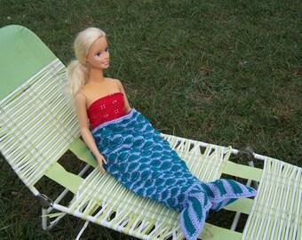 Mermaid girl blanket, snuggle up blanket, crochet purple and blue,mermaid tail blanket,crochet mermaid tail blanket, ready to ship