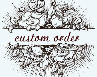 Custom Order for bodilneveling