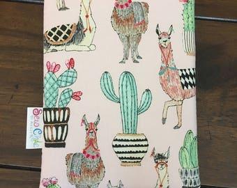 Pink Llama KINDLE Sleeve