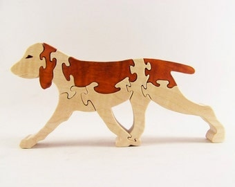 Bracco Italiano Dog Puzzle