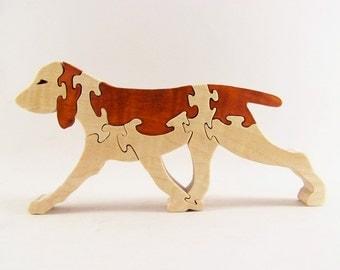 Bracco Italiano Dog Puzzle