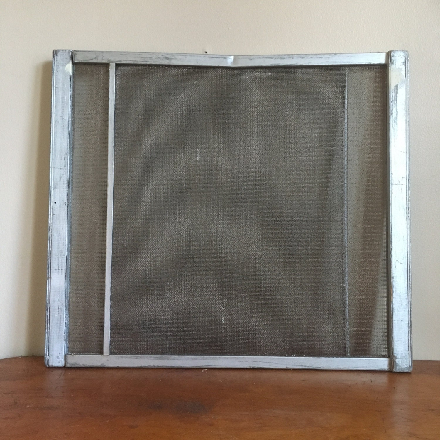 Adjustable Window Screen Sold By Ironboundvintage