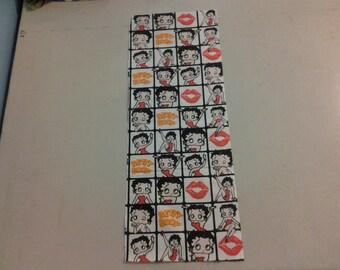 Betty Boop Fabric  247796
