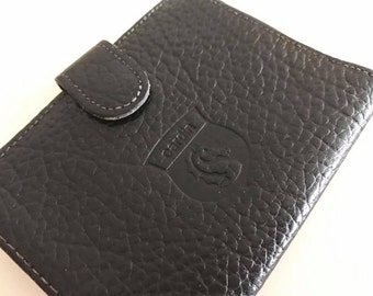 Vintage Men's Pierre Cardin Designer Leather Wallet