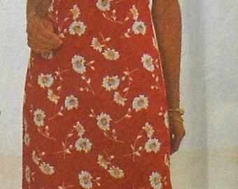 Dress Sewing Pattern UNCUT Simplicity 8125 Sizes 10-14