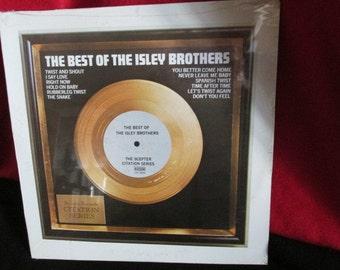 Isley Brothers Etsy